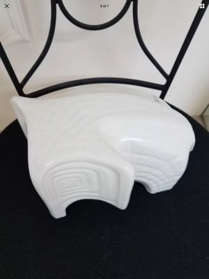 Mid century modern decor pottery by Jonathan adler menagerie elephant for Sale in New York, NY