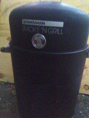 Brinkmann smoke n grill BBQ for Sale in Stockton, CA