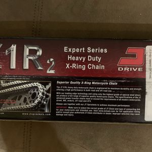 Motorcycle Chain for Sale in Arlington, VA