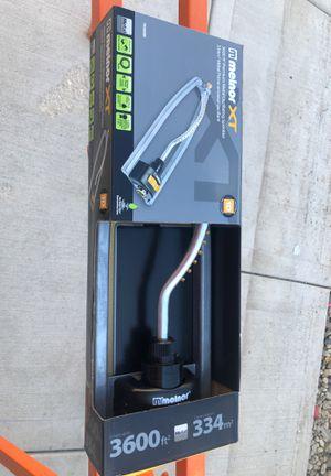 Melnor XT 3600 ft premium metal oscillating sprinkler for Sale in Chicago, IL