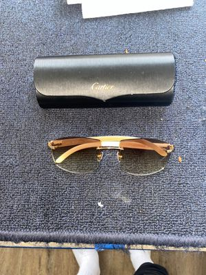 CARTIER BUFFALO GLASSES (BUFFS) for Sale in Hyattsville, MD