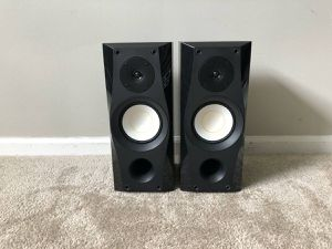 Onkyo Home Bookshelf Speakers for Sale in Mount Prospect, IL