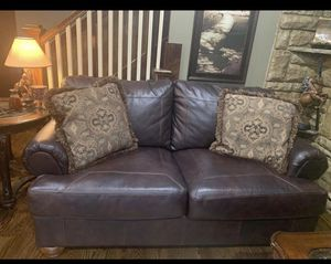 Living room set, 3 coffee tables and a Office desk for Sale in Nashville, TN