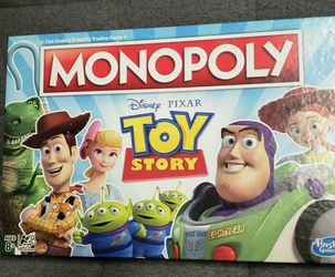 Monopoly Toy Story Complete for Sale in Lawndale,  CA