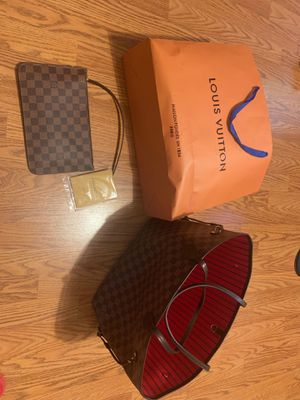Louis Vuitton NEVERFULL MM for Sale in Hercules, CA