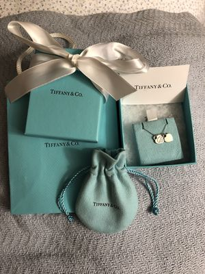 Authentic tiffany & co Chain for Sale in Beltsville, MD
