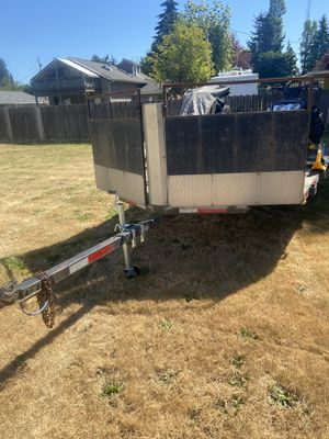 Snowmobile trailer for Sale in Federal Way, WA