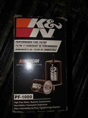 K&N fuel filter PF-1000 for Sale in Moreno Valley, CA