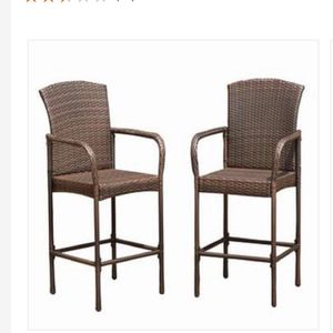 Outdoor Bar Chair Patio for Sale in Victorville, CA