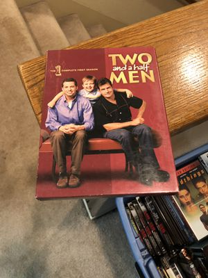 Two And A Half Men The Complete First Season one 1 S1 Box Set Tv Series Charlie Sheen for Sale in Buena Park, CA