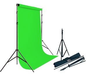 Green screen background stand for Sale in Newport Beach, CA