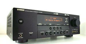 Yamaha HTR-6030 AV Receiver Amplifier Digital Tuner Stereo Cinema DSP XM / w RC for Sale in Los Angeles, CA