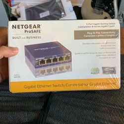 Netgear Ethernet Switch for Sale in Weston,  FL