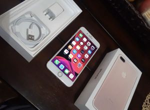 T-Mobile IPhone 7plus 128Gb in great condition for Sale in Mesquite, TX