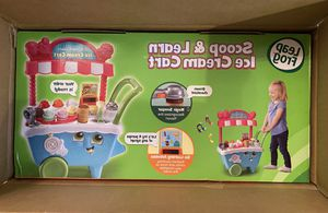 VTech Ice creams cart, scoop and learn! Christmas gift Education! Check our other items for Sale in Miami, FL