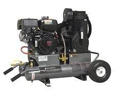 2 Abatement 2 Stage Cast Iron Air Compressor for Sale in Snellville, GA