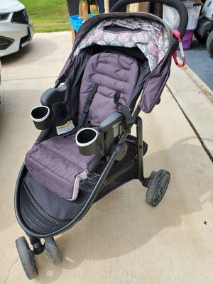 Graco Click Connect Stroller for Sale in Crowley, TX