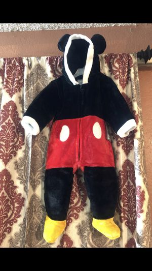 Mickey Snuggie costume for Sale in Anaheim, CA