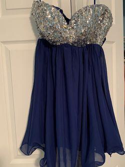 Navy Blue Formal Dress for Sale in Cumming,  GA