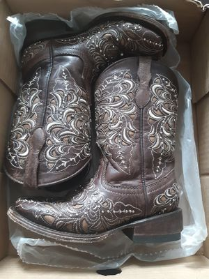 Girls Cowgirl Boots for Sale in Coppell, TX