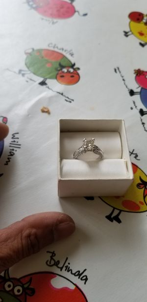 Tiffany design wedding ring for Sale in NO POTOMAC, MD