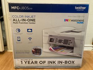 Brother Printer MFC-J805DW for Sale in Irving, TX