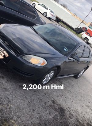 Chevy impala 2008 for Sale in Houston, TX