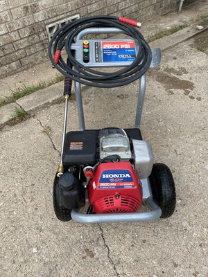 Honda pressure washer 2600 psi for Sale in Austin, TX