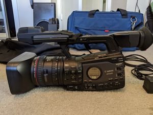 Canon XF 300 Camera for Sale in Los Angeles, CA
