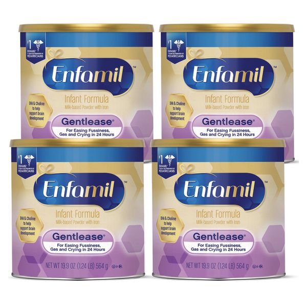 Enfamil Gentlease Infant Formula
