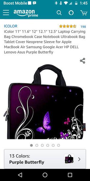 Butterfly Laptop Case for Sale in Riverside, CA