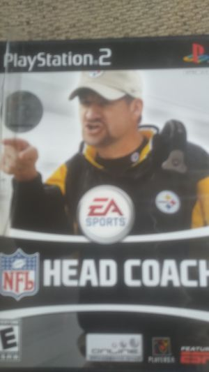 PS2 NFL Head Coach game for Sale in Aurora, CO