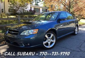 2006 Subaru Legacy GT Limited Sedan Manual, low miles like new ! for Sale in Atlanta, GA