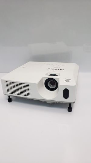Hitachi 2700 lumen Home Theater Media Projector HDMI input 822 lamp hours for Sale in Phoenix, AZ