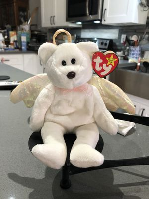 *RARE* 1998 Retired Ty Halo Beanie Baby w/ Brown Nose for Sale in Miami, FL
