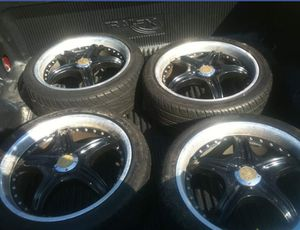 18inch ICW Racing Wheels for Sale in UPPR MARLBORO, MD