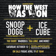 How the West was won tour concert tickets🎫 for Sale in Roseville, CA