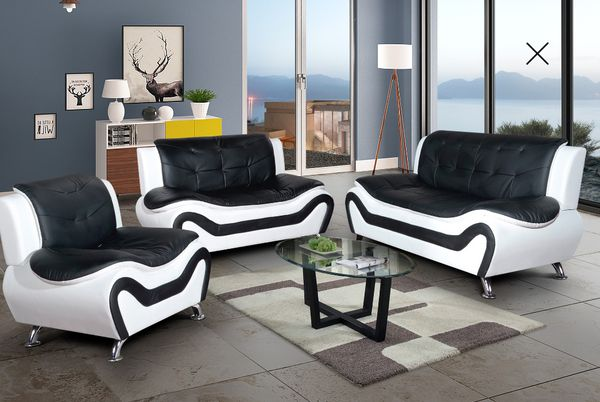 3pcs sofa ,love and chair