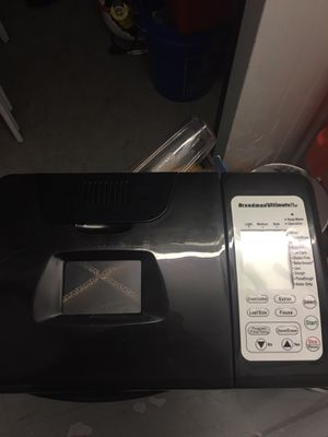 Bread Maker Ultimate Plus for Sale in Clermont, FL
