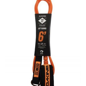 "New 6'0"" DaKine John John Florence Surfboard Leash Neon Orange for Sale in Torrance, CA"