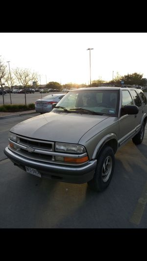 Chevy blazer 207 k for Sale in San Antonio, TX