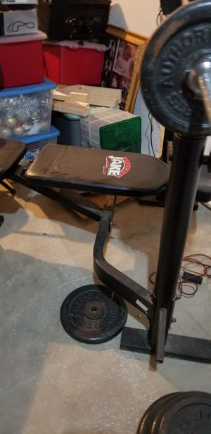 Workout equipment for Sale in Romulus, MI