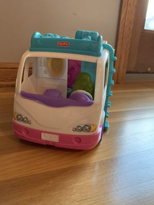 FISHER PRICE CAMPER for Sale in Palos Hills, IL