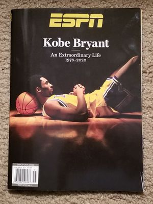 ESPN Kobe Bryant Cover Special Edition for Sale in McMinnville, OR