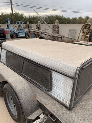 Camper shell for Sale in Ripon, CA