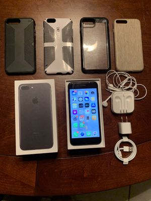 Apple iPhone 7 Plus + 128 GB + Excellent Condition for Sale in Boca Raton, FL
