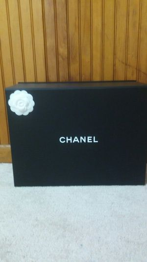 Chanel box for Sale in Annandale, VA