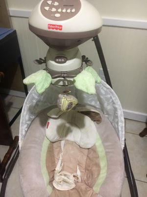 Baby swing for Sale in Gaithersburg, MD