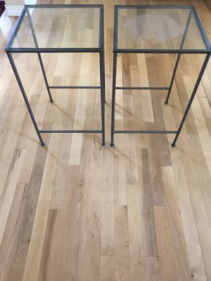 Sofa end tables for Sale in Lynnwood, WA