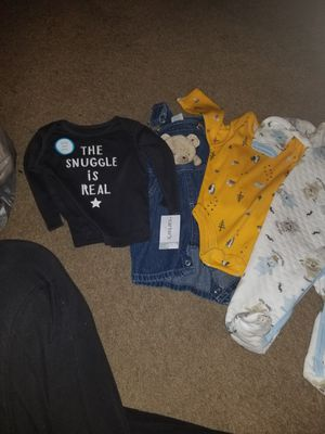 Baby boy clothes for Sale in Woodbury, NJ